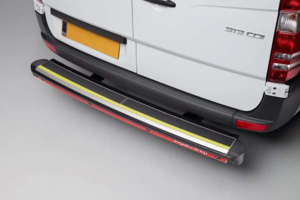 Achteropstap ImpactStep - Ford Transit 2013+